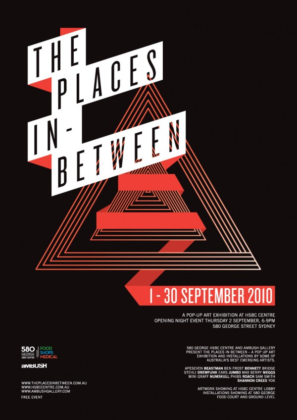 The Places In-Between